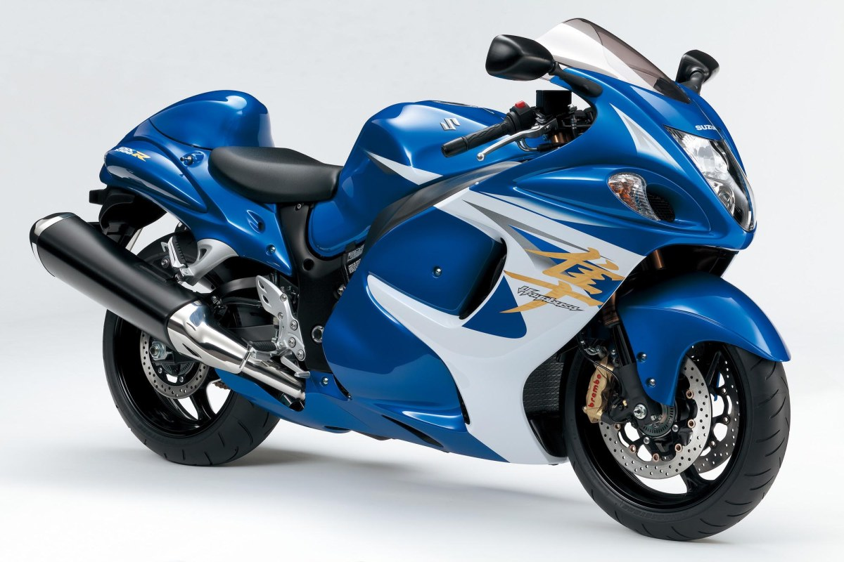 Suzuki Hayabusa is ending production, says Internet gossip
